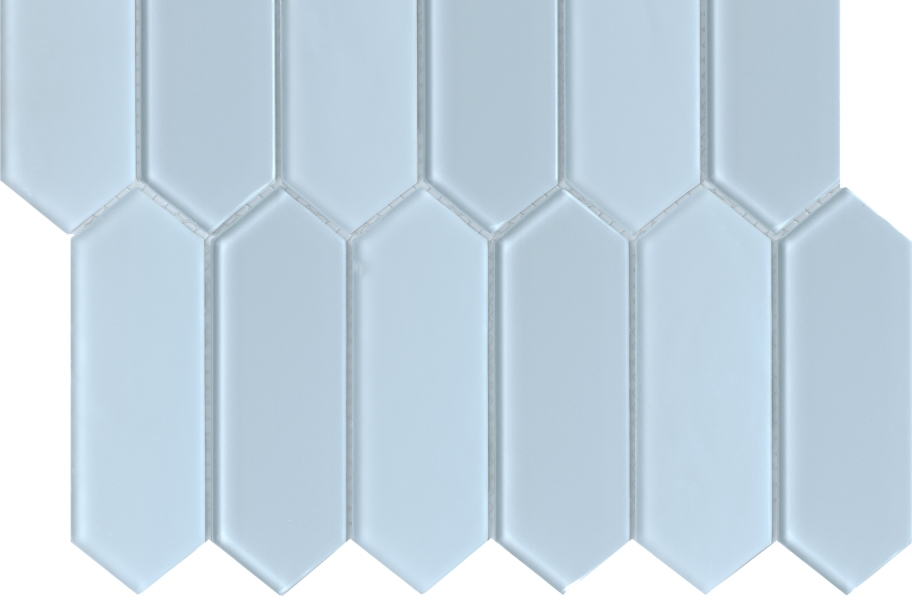 Emser Tile Charisma Glass Mosaic - Poise Picket