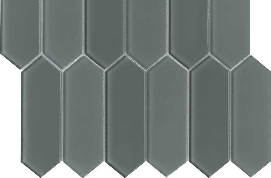 Emser Tile Charisma Glass Mosaic - Wise Picket