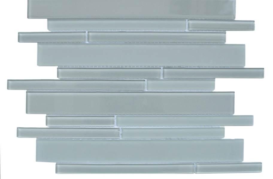 Emser Tile Charisma Glass Mosaic - Grace Linear