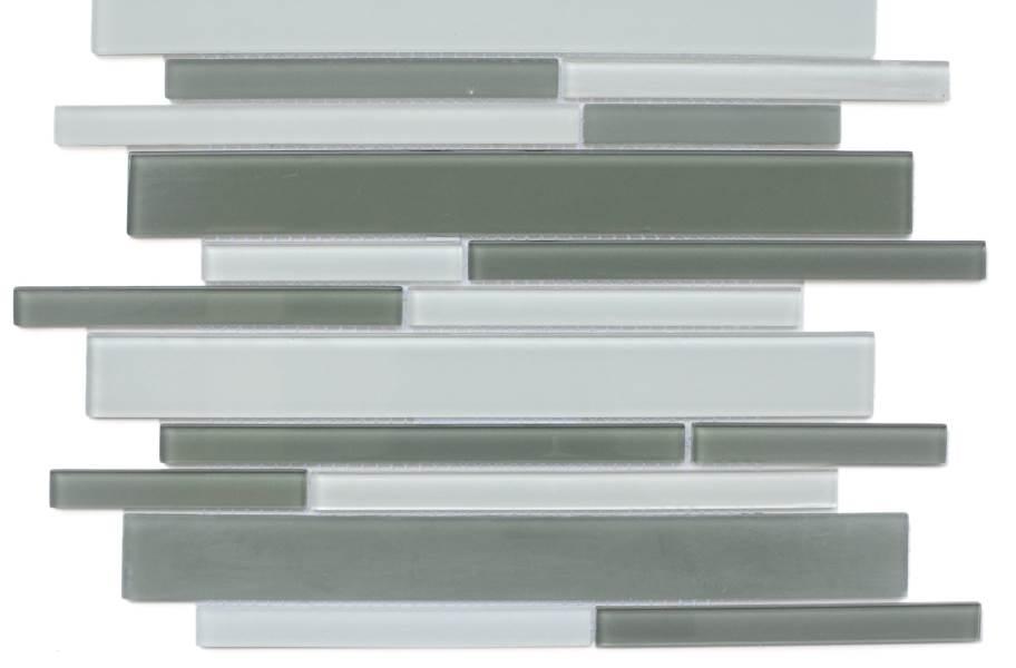 Emser Tile Charisma Glass Mosaic - Glam Linear