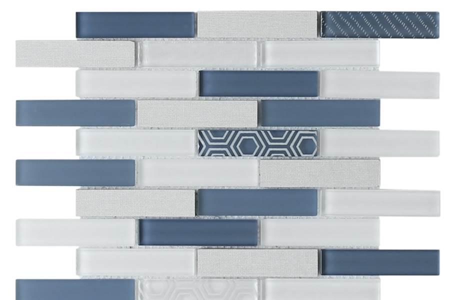 Emser Tile Volare Glass Mosaic - Stella