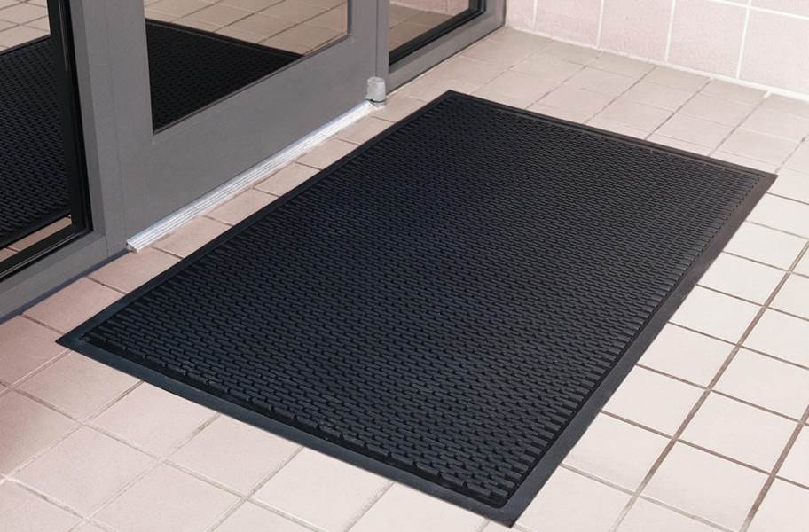 Soil Guard Entrance Mat with Grit