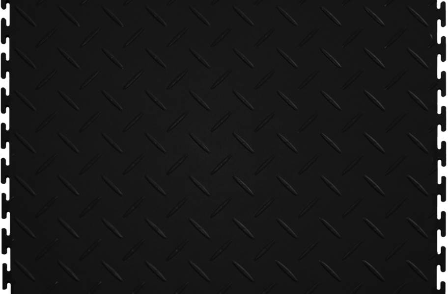 Diamond Flex Tiles - Dark Gray