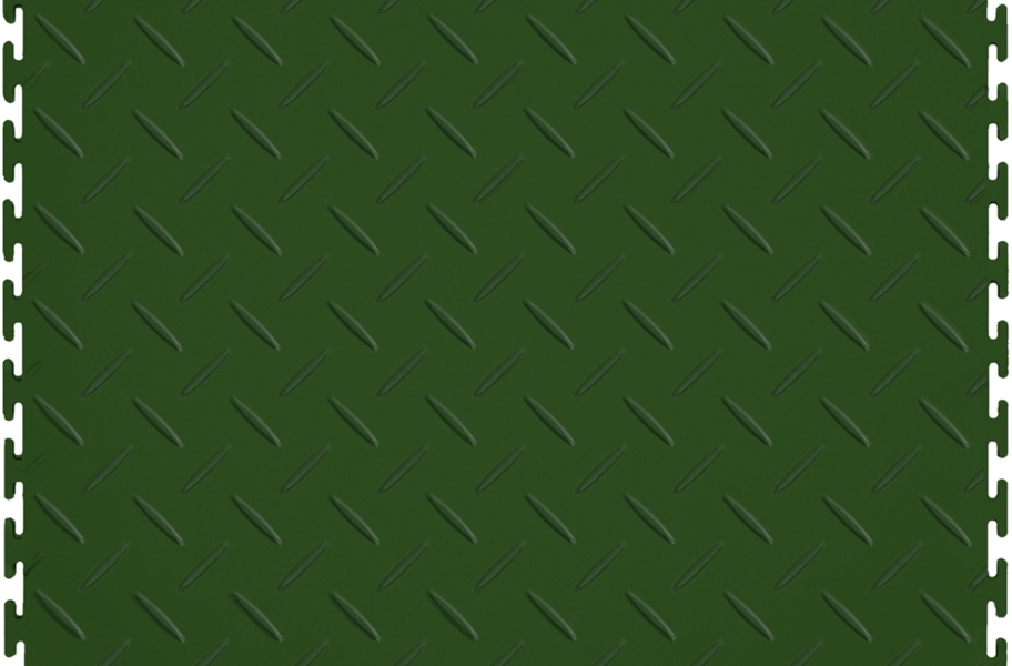 Diamond Flex Tiles - Orange