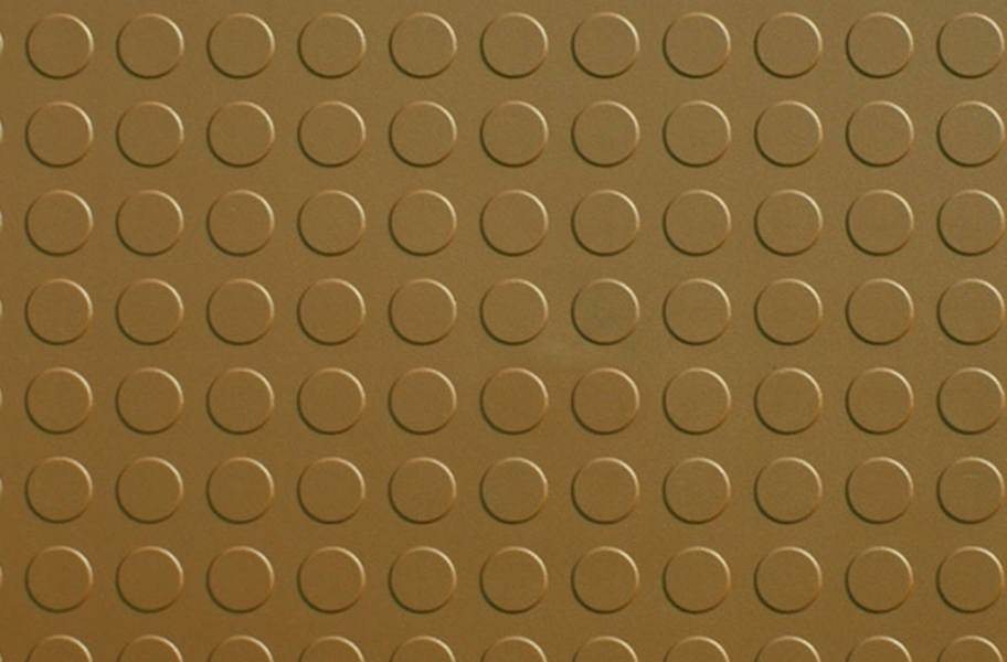 Coin Flex Tiles - Beige