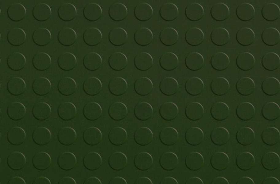 Coin Flex Tiles - Forest Green