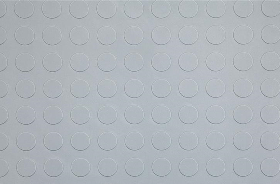 Coin Flex Tiles - Light Gray