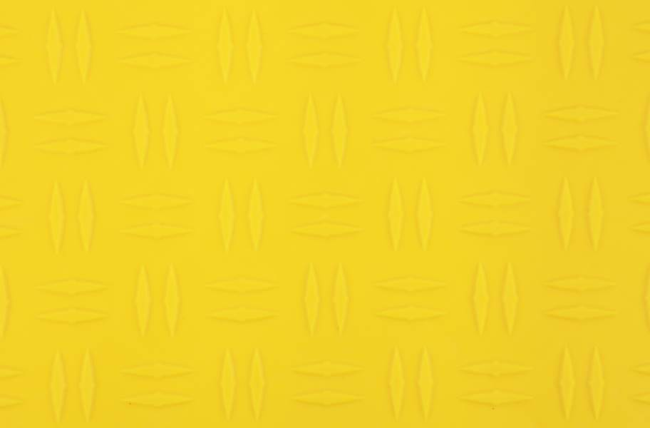 Diamond Grid-Loc Tiles™ - Rally Yellow