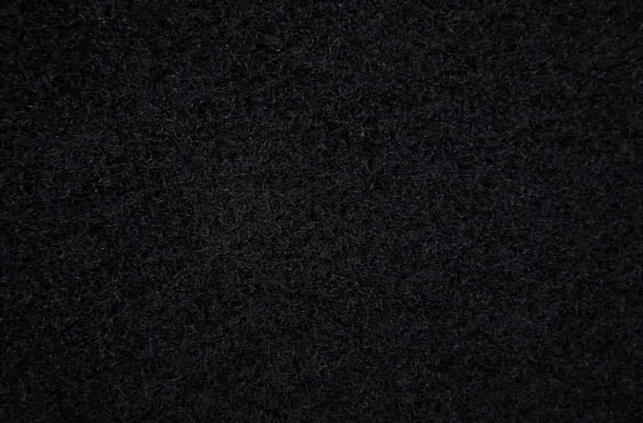"""5/8"""" Premium Soft Carpet Tiles - Black"""