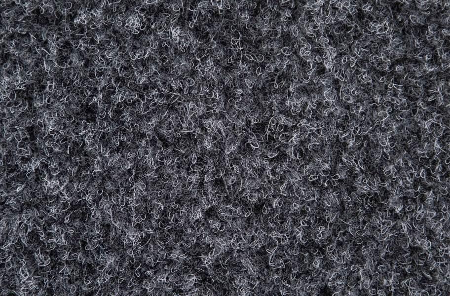 "5/8"" Premium Soft Carpet Tiles - Dark Gray"