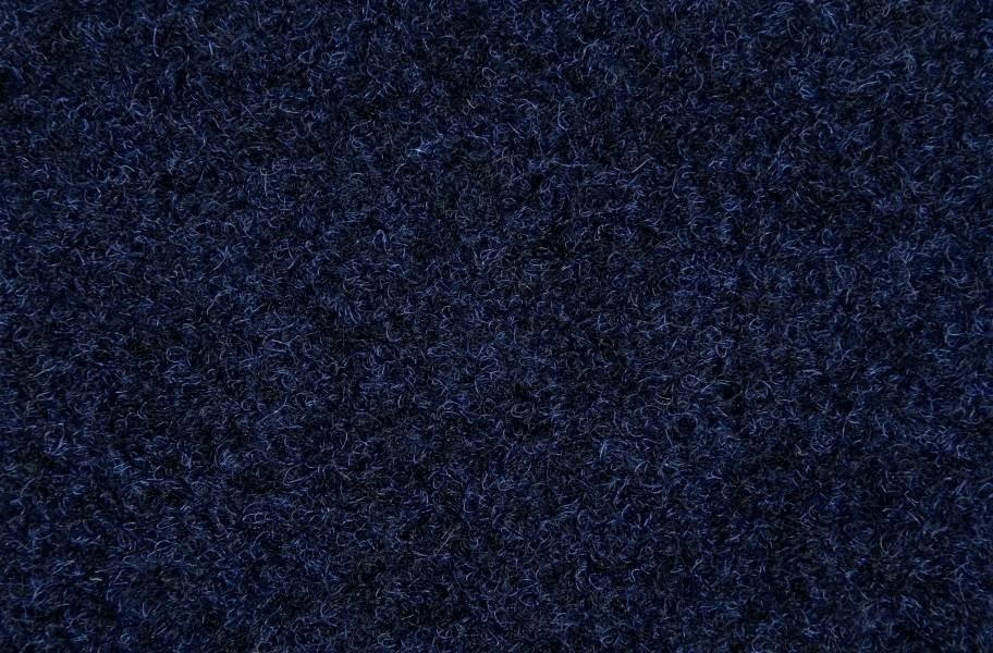 "5/8"" Premium Soft Carpet Tiles - Navy Blue"