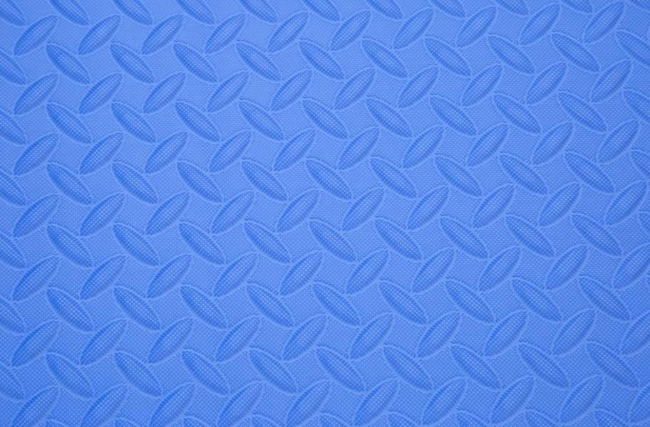 "5/8"" Diamond Soft Tiles - Blue"