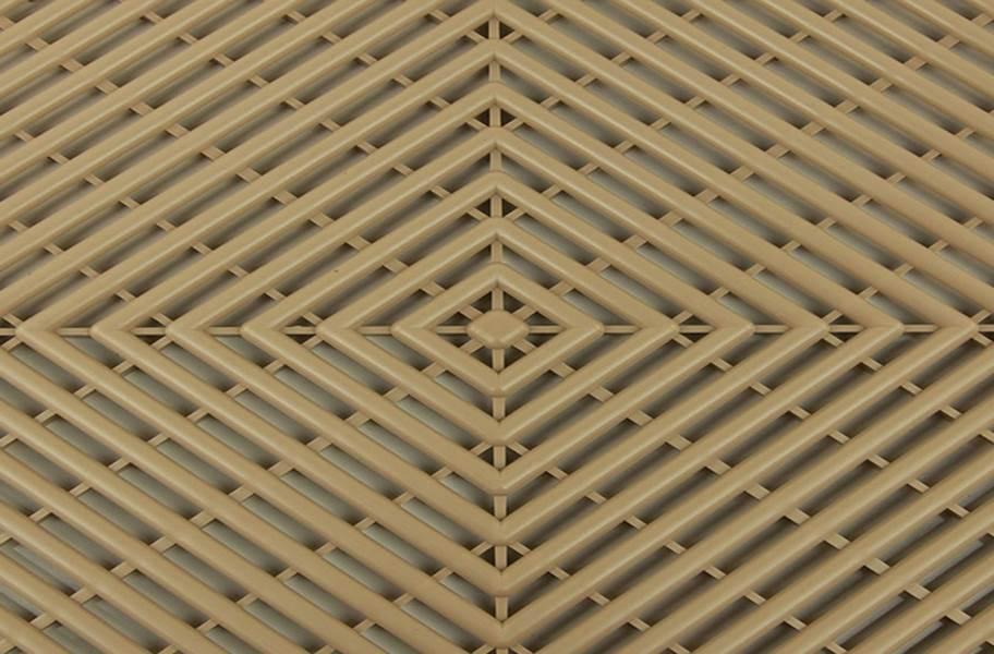 Vented Grid-Loc Tiles™ - Sahara Sand