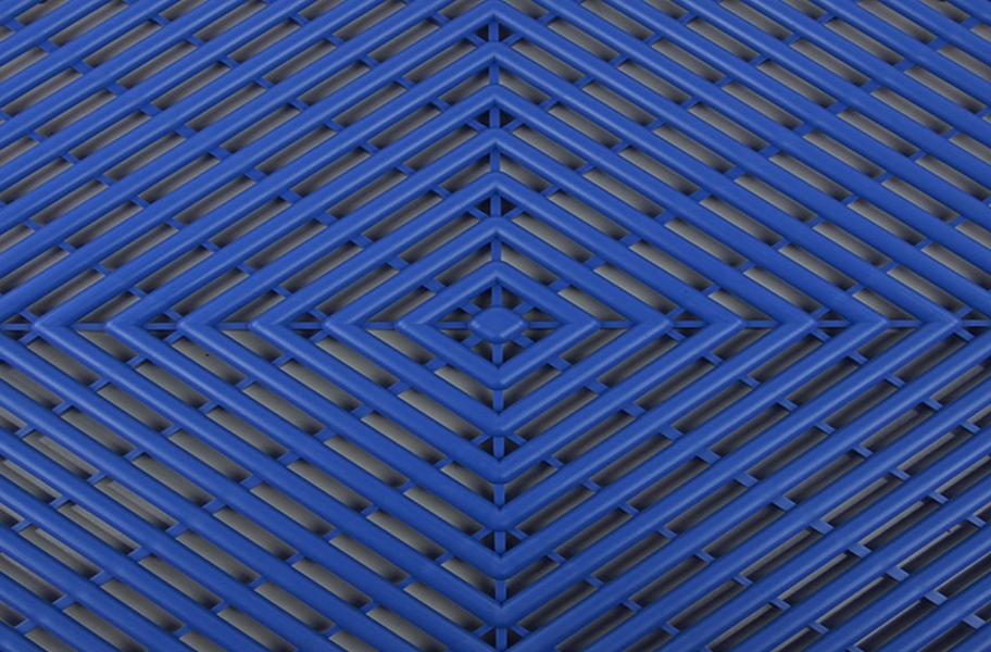 Vented Grid-Loc Tiles™ - Shelby Blue
