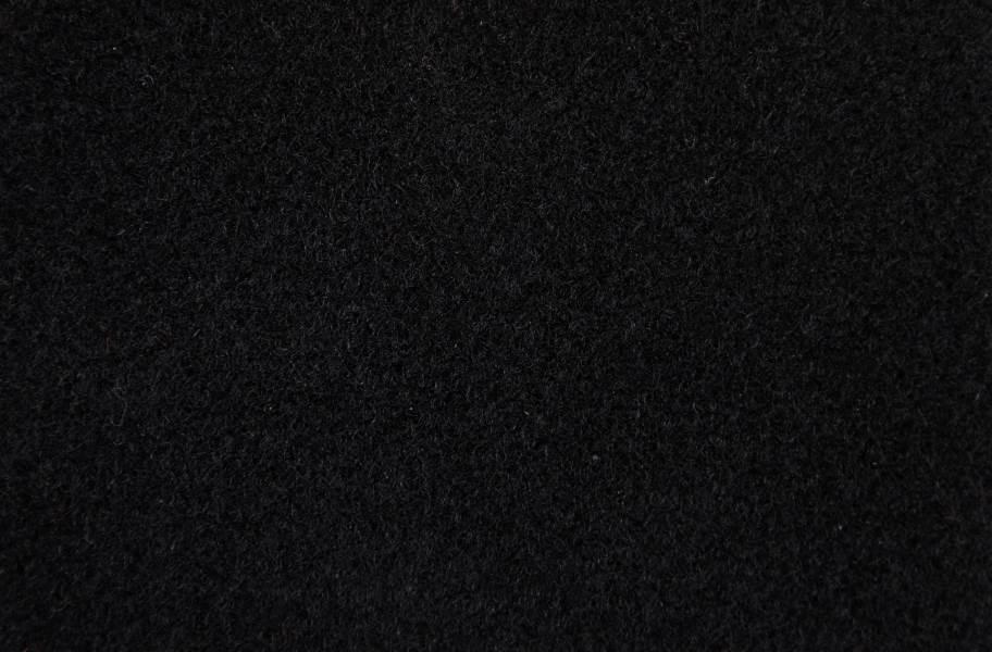 "5/8"" Eco-Soft Carpet Tiles - Black"
