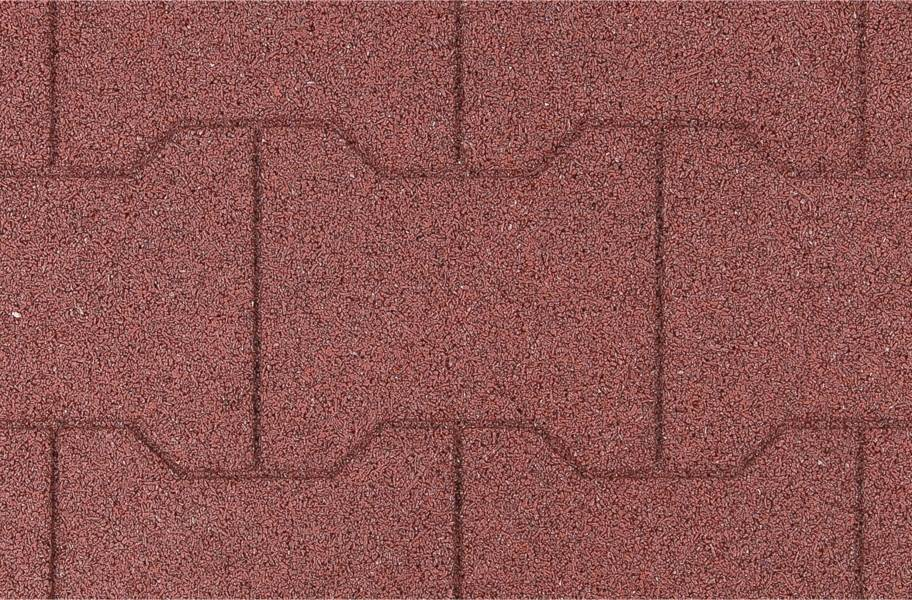 Paver Tiles - East Coast - Red