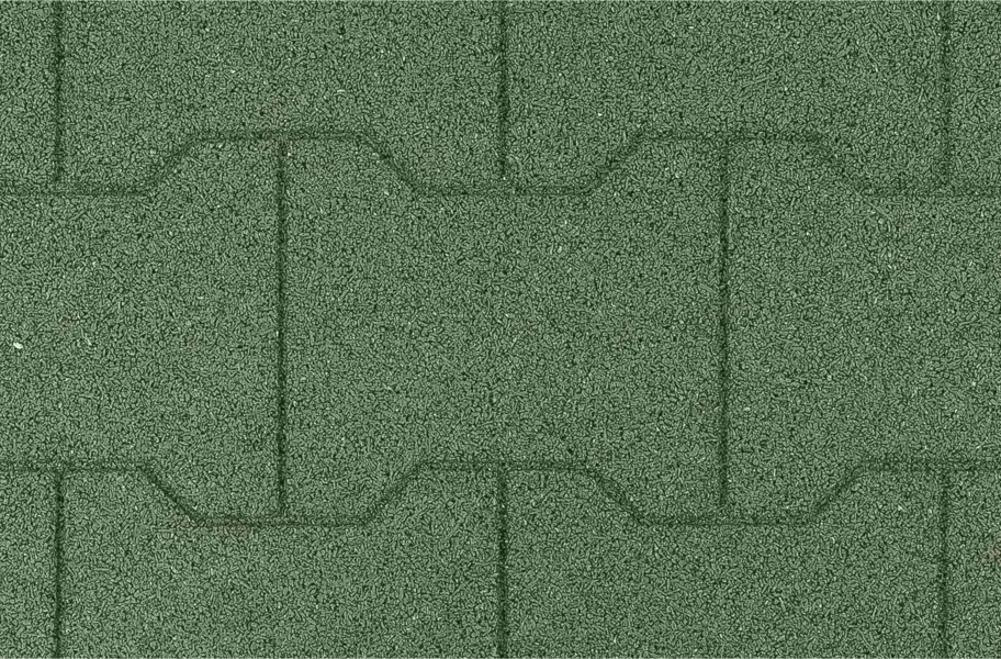 Paver Tiles - East Coast - Green