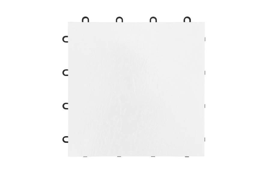 Modular Grid-Loc Tiles™ - Slate White