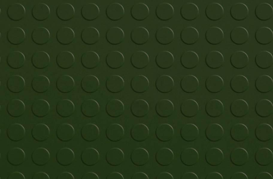 Coin Flex Tiles - Forest Green