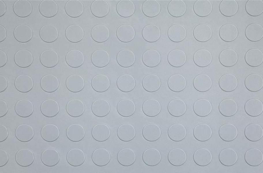 Coin Flex Tiles - Light Gray