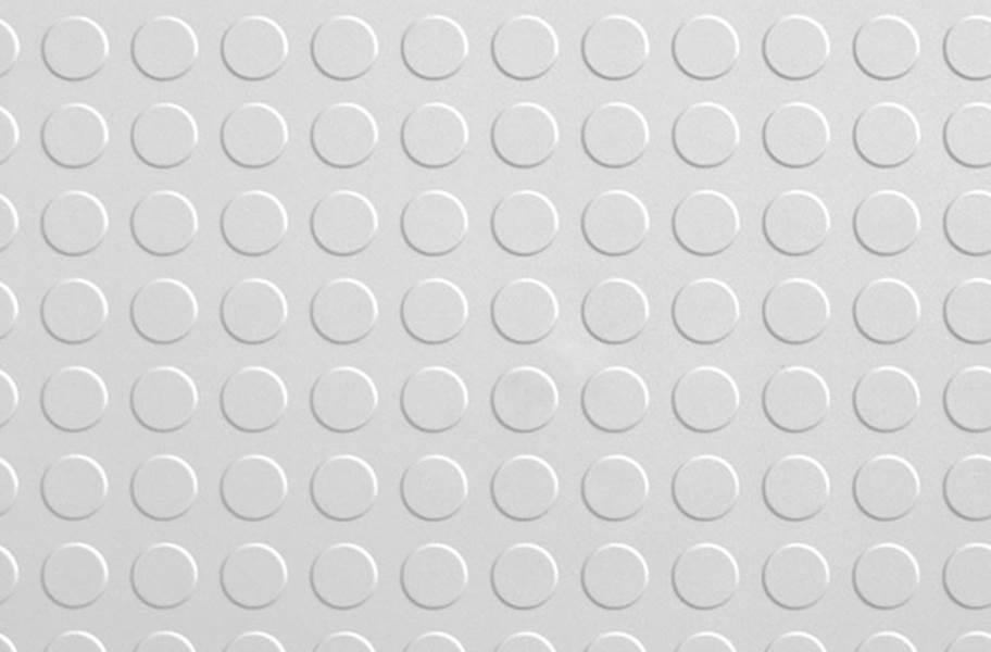 Coin Flex Tiles - White
