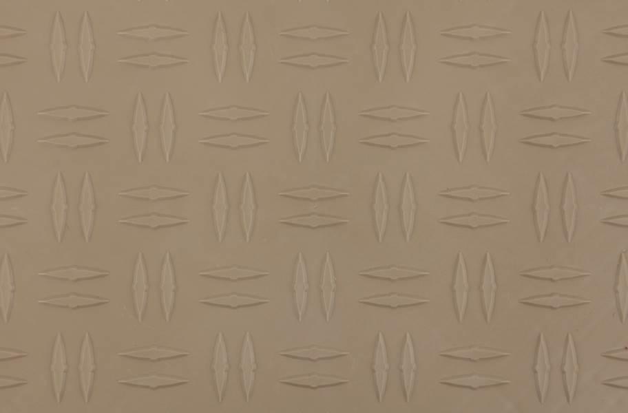 Diamond Grid-Loc Tiles™ - Sahara Sand