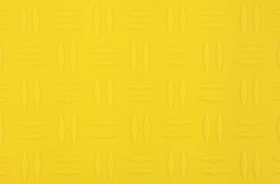Diamond Grid-Loc Tiles™ - Rally Yellow