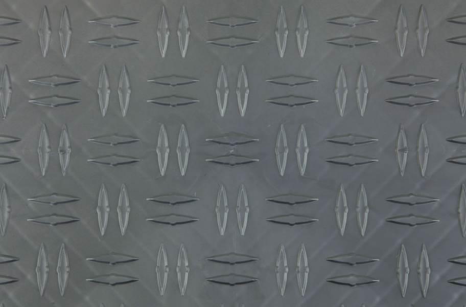 Diamond Grid-Loc Tiles™ - Gunmetal