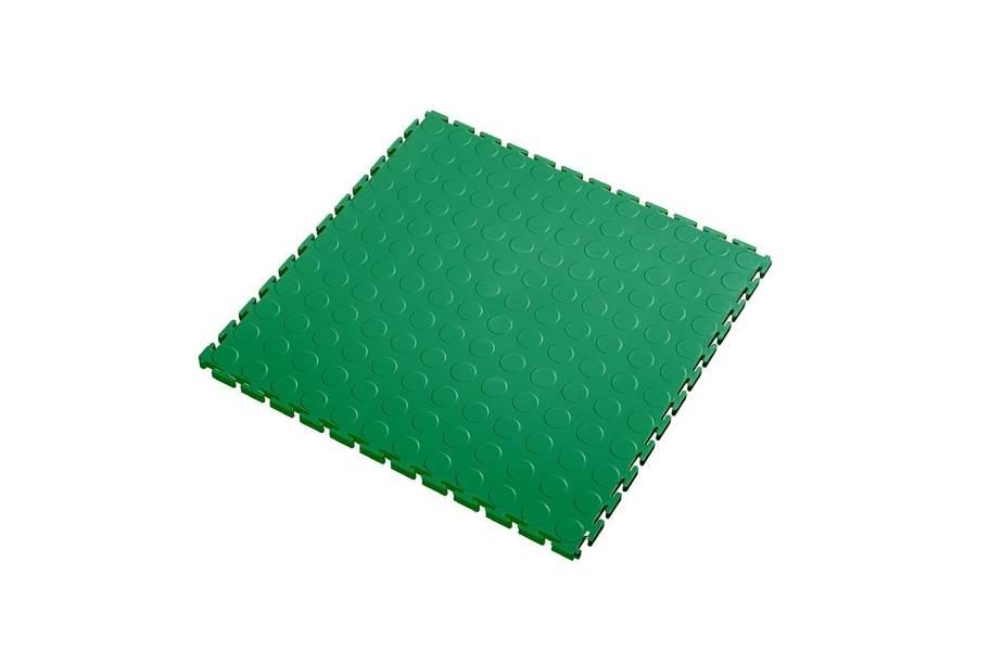 7mm Coin Flex Tiles - Green