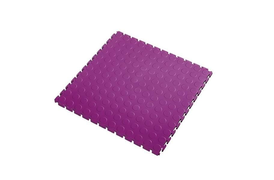 7mm Coin Flex Tiles - Purple