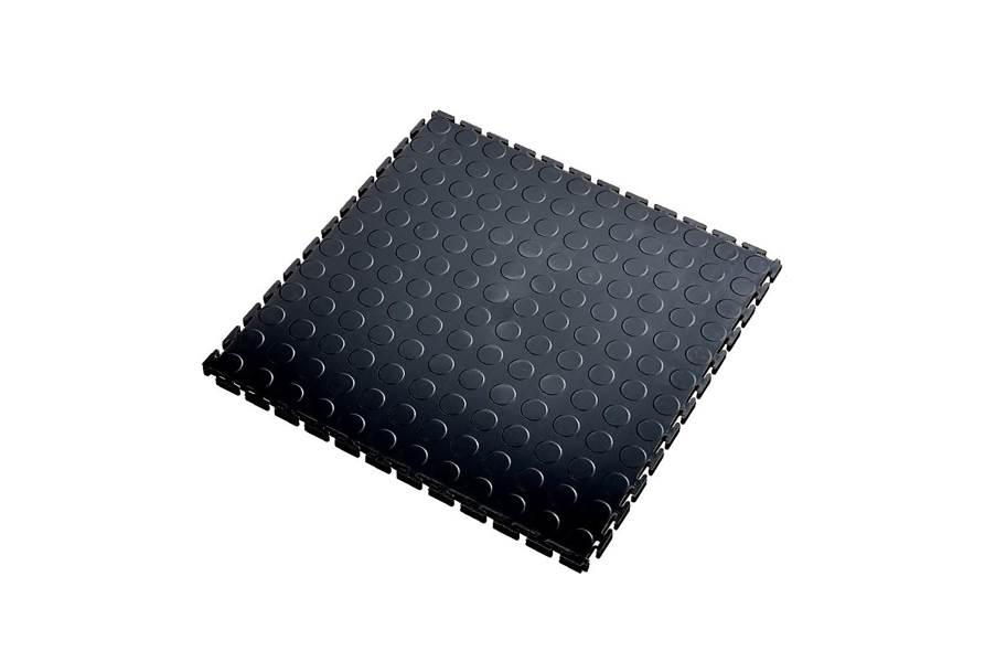 7mm Coin Flex Tiles - Black