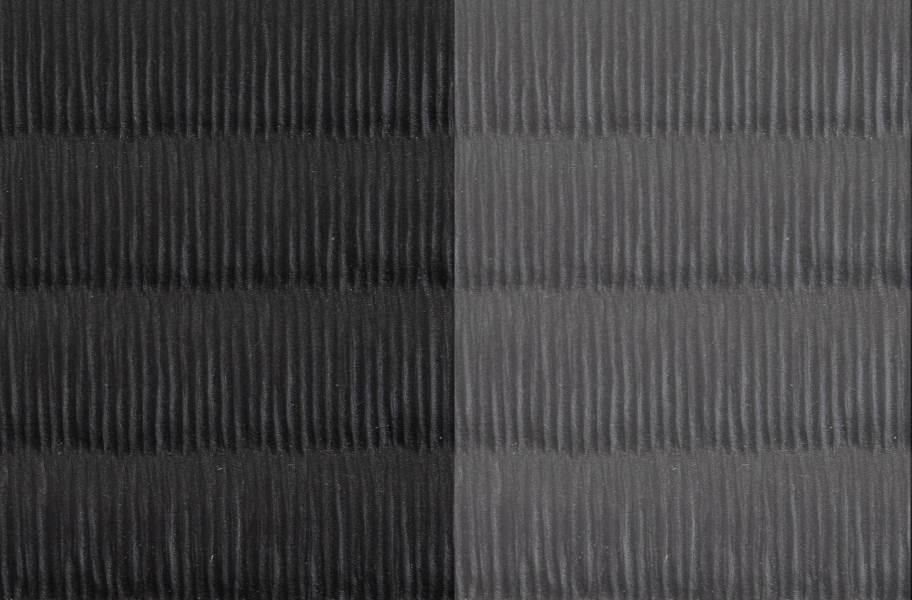 "7/8"" Tatami Tiles - Black/Gray"