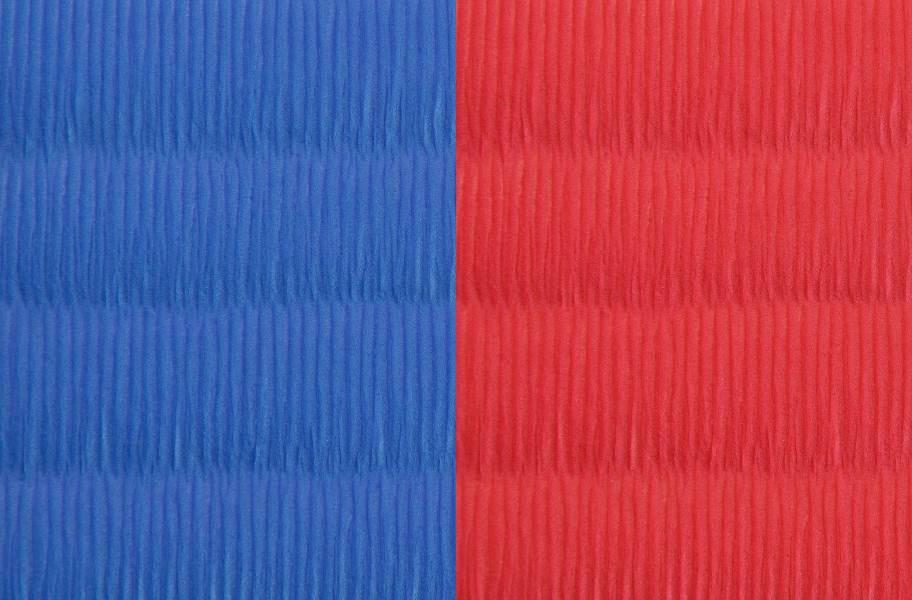 "7/8"" Tatami Tiles - Blue/Red"