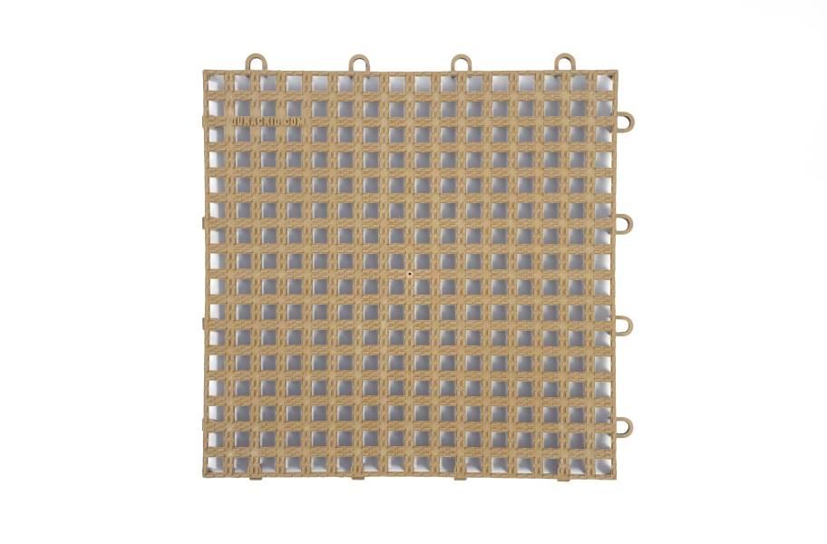 Raised Grip-Loc Tiles - Beige