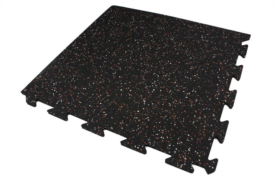 Eco-Lock Rubber Tiles