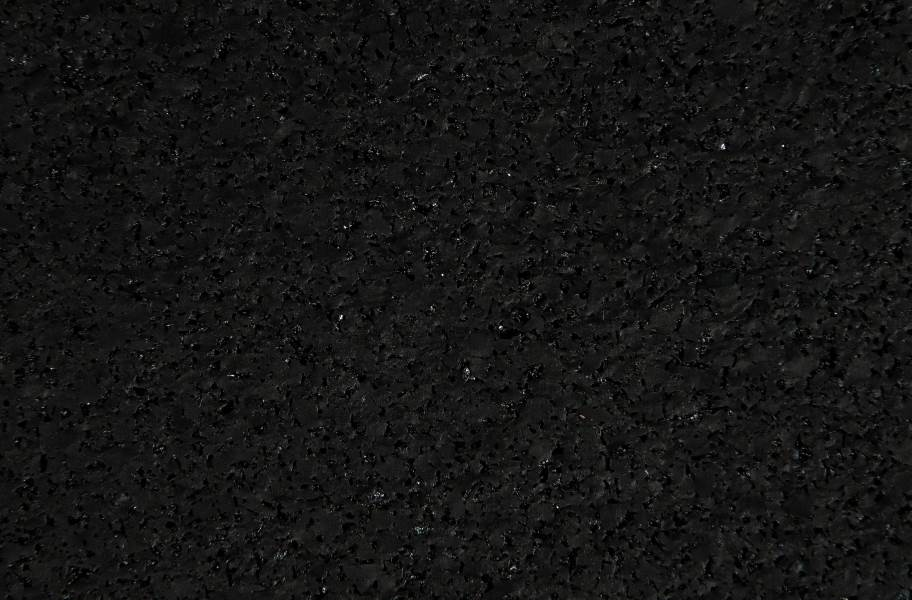 Eco-Lock Rubber Tiles - Black