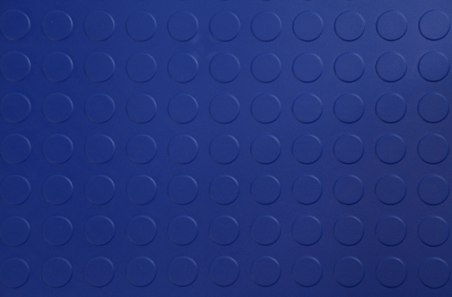 6.5mm Coin Flex Tiles - Forest Green