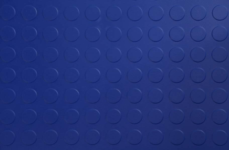 6.5mm Coin Flex Tiles - Forest Green