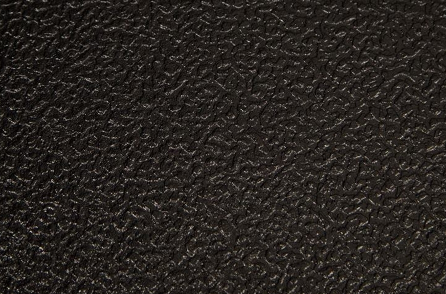 7mm Textured Flex Tiles - Black