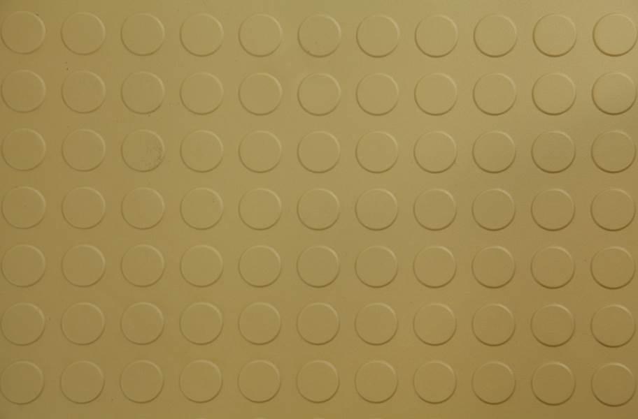 6.5mm Coin Flex Tiles - Beige