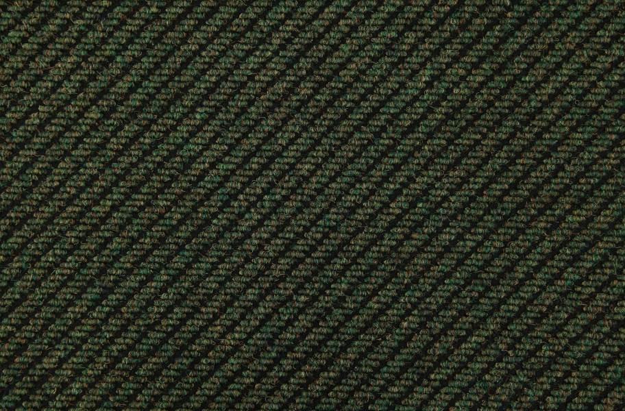 Triton Carpet Tile - Autumn Green