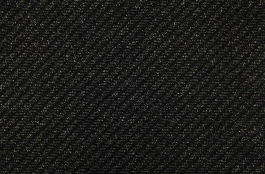 Triton Carpet Tile - Black Shadow