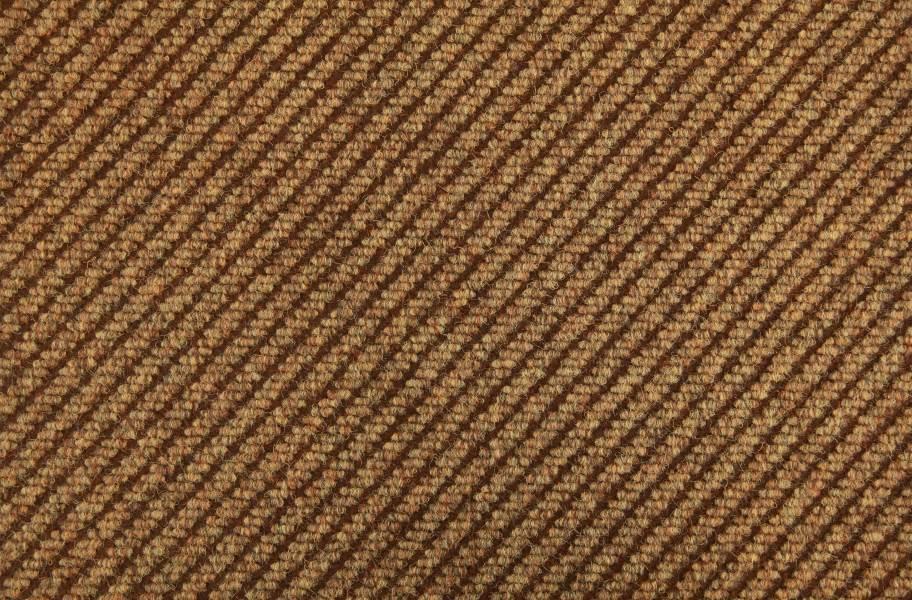 Triton Carpet Tile - Cognac