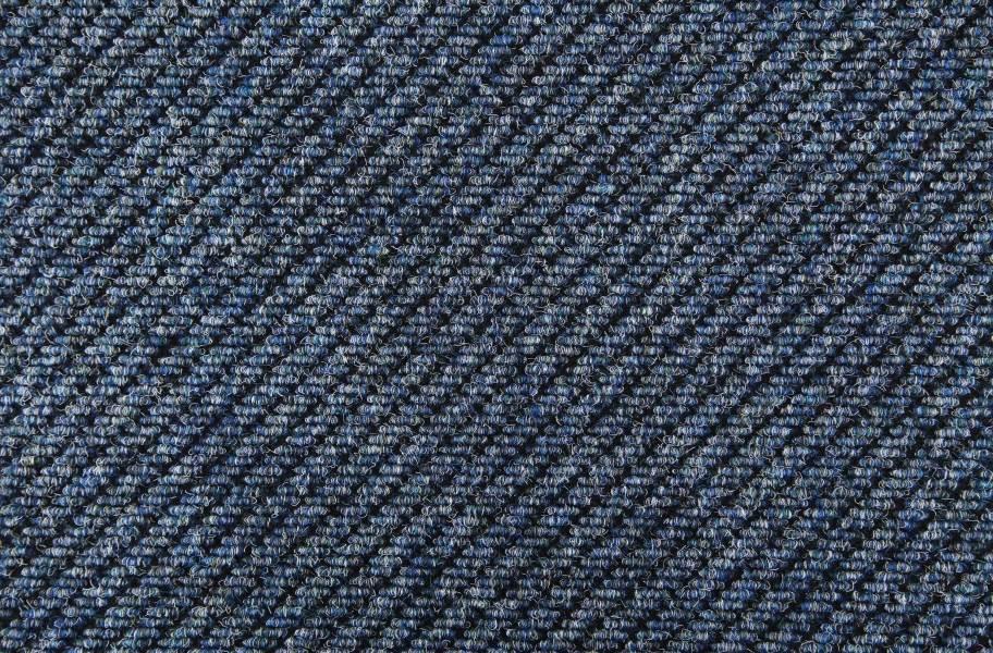 Triton Carpet Tile - Denim
