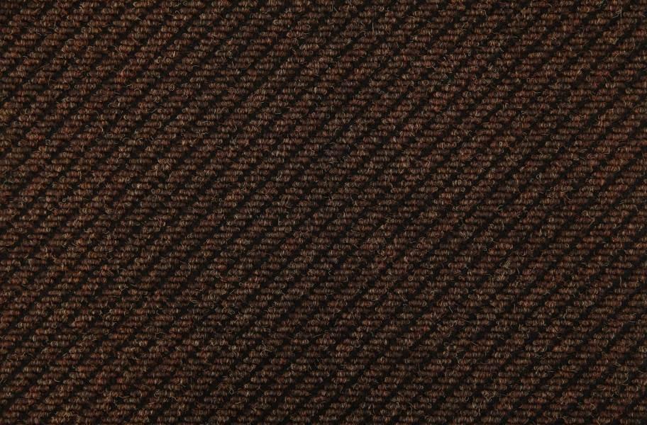 Triton Carpet Tile - Rootbeer