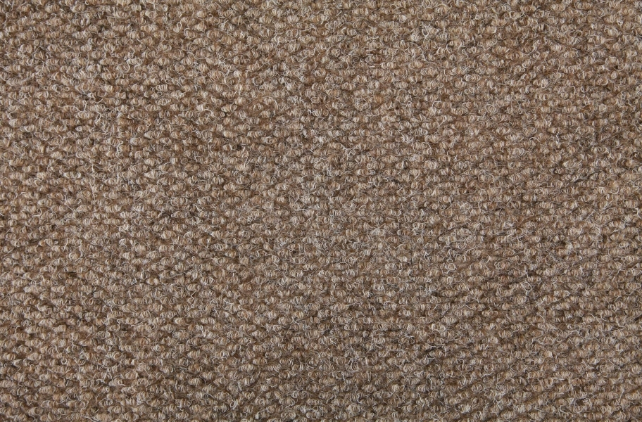 Crete II Carpet Tile - Brown Sugar