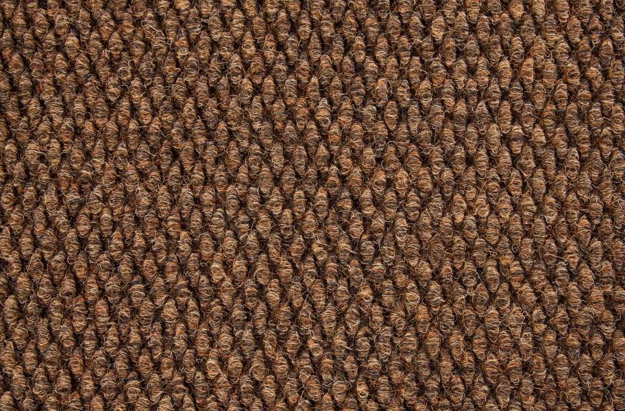 Pompeii Carpet Tile - Brown Sugar