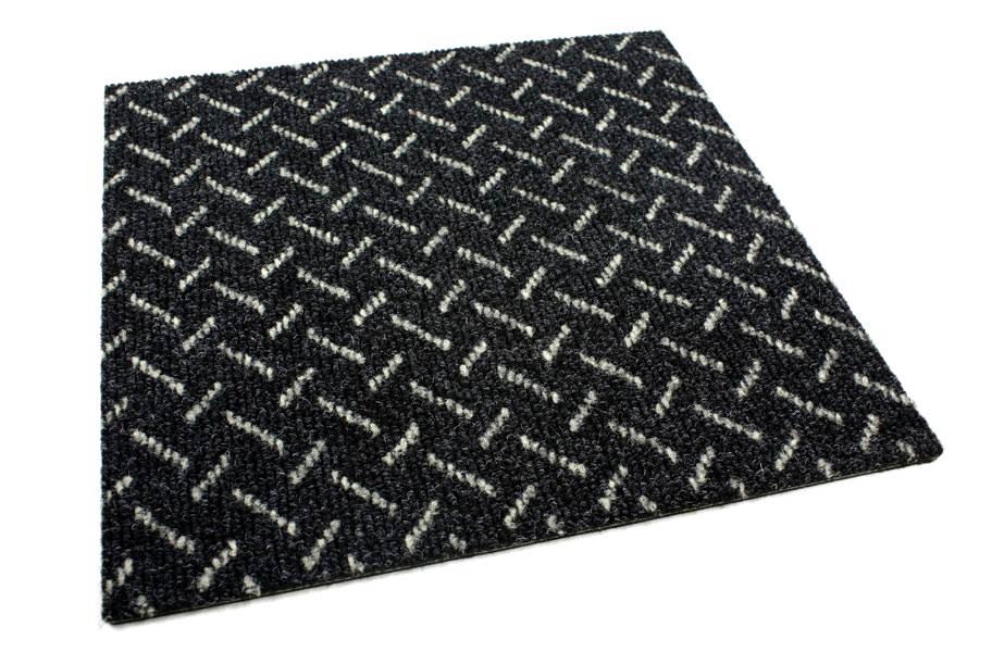 Commercial Check Carpet Tile