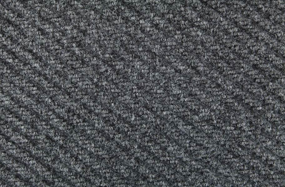 Triton Plus Carpet Tile - Mid Grey