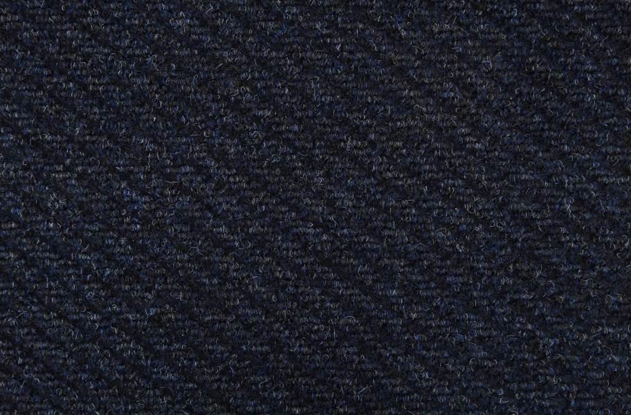 Triton Plus Carpet Tile - Indigo Blue